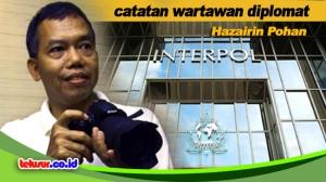 Hazairin-Pohan-Interpol